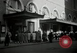 Image of New York City Town Hall Theatre and Carnegie Hall New York City USA, 1943, second 4 stock footage video 65675026222