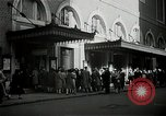Image of New York City Town Hall Theatre and Carnegie Hall New York City USA, 1943, second 7 stock footage video 65675026222