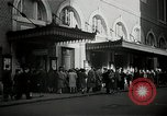 Image of New York City Town Hall Theatre and Carnegie Hall New York City USA, 1943, second 8 stock footage video 65675026222