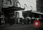 Image of New York City Town Hall Theatre and Carnegie Hall New York City USA, 1943, second 9 stock footage video 65675026222