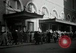 Image of New York City Town Hall Theatre and Carnegie Hall New York City USA, 1943, second 11 stock footage video 65675026222