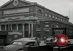 Image of Boston Symphony Orchestra Massachusetts United States USA, 1943, second 2 stock footage video 65675026224