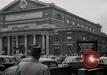 Image of Boston Symphony Orchestra Massachusetts United States USA, 1943, second 4 stock footage video 65675026224