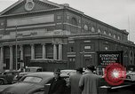 Image of Boston Symphony Orchestra Massachusetts United States USA, 1943, second 8 stock footage video 65675026224