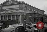Image of Boston Symphony Orchestra Massachusetts United States USA, 1943, second 9 stock footage video 65675026224
