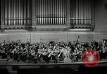 Image of Boston Symphony Orchestra Massachusetts United States USA, 1943, second 17 stock footage video 65675026225