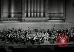 Image of Boston Symphony Orchestra Massachusetts United States USA, 1943, second 18 stock footage video 65675026225