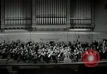 Image of Boston Symphony Orchestra Massachusetts United States USA, 1943, second 19 stock footage video 65675026225