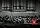 Image of Boston Symphony Orchestra Massachusetts United States USA, 1943, second 20 stock footage video 65675026225