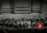 Image of Boston Symphony Orchestra Massachusetts United States USA, 1943, second 21 stock footage video 65675026225
