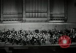 Image of Boston Symphony Orchestra Massachusetts United States USA, 1943, second 24 stock footage video 65675026225