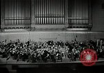 Image of Boston Symphony Orchestra Massachusetts United States USA, 1943, second 25 stock footage video 65675026225