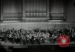 Image of Boston Symphony Orchestra Massachusetts United States USA, 1943, second 26 stock footage video 65675026225