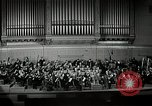 Image of Boston Symphony Orchestra Massachusetts United States USA, 1943, second 27 stock footage video 65675026225