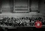 Image of Boston Symphony Orchestra Massachusetts United States USA, 1943, second 29 stock footage video 65675026225