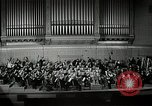 Image of Boston Symphony Orchestra Massachusetts United States USA, 1943, second 30 stock footage video 65675026225