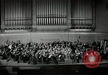 Image of Boston Symphony Orchestra Massachusetts United States USA, 1943, second 31 stock footage video 65675026225