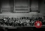 Image of Boston Symphony Orchestra Massachusetts United States USA, 1943, second 32 stock footage video 65675026225