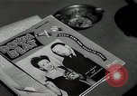 Image of Newspaper headlines Chicago Illinois USA, 1943, second 3 stock footage video 65675026230