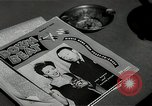 Image of Newspaper headlines Chicago Illinois USA, 1943, second 7 stock footage video 65675026230
