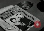 Image of Newspaper headlines Chicago Illinois USA, 1943, second 8 stock footage video 65675026230