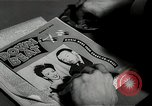 Image of Newspaper headlines Chicago Illinois USA, 1943, second 9 stock footage video 65675026230