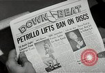 Image of Newspaper headlines Chicago Illinois USA, 1943, second 12 stock footage video 65675026230