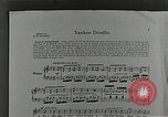 Image of music show United States USA, 1943, second 9 stock footage video 65675026233