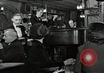 Image of music in restaurant United States USA, 1943, second 2 stock footage video 65675026237