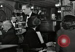 Image of music in restaurant United States USA, 1943, second 3 stock footage video 65675026237