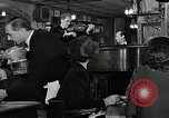 Image of music in restaurant United States USA, 1943, second 4 stock footage video 65675026237