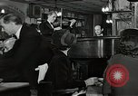 Image of music in restaurant United States USA, 1943, second 5 stock footage video 65675026237