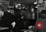 Image of music in restaurant United States USA, 1943, second 6 stock footage video 65675026237
