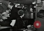 Image of music in restaurant United States USA, 1943, second 7 stock footage video 65675026237