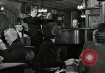 Image of music in restaurant United States USA, 1943, second 9 stock footage video 65675026237