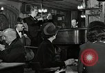 Image of music in restaurant United States USA, 1943, second 10 stock footage video 65675026237