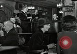 Image of music in restaurant United States USA, 1943, second 11 stock footage video 65675026237