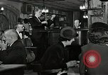 Image of music in restaurant United States USA, 1943, second 12 stock footage video 65675026237