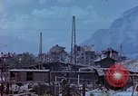 Image of factory ruins Bavaria Germany, 1945, second 9 stock footage video 65675026242