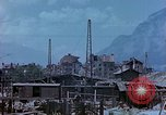 Image of factory ruins Bavaria Germany, 1945, second 10 stock footage video 65675026242