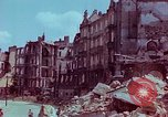 Image of bomb damaged subway Berlin Germany, 1945, second 6 stock footage video 65675026245