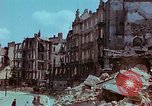 Image of bomb damaged subway Berlin Germany, 1945, second 8 stock footage video 65675026245