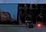 Image of bomb damaged buildings Berlin Germany, 1945, second 1 stock footage video 65675026247