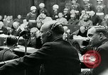 Image of war criminal Trials Nuremberg Germany, 1946, second 3 stock footage video 65675026252