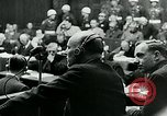 Image of war criminal Trials Nuremberg Germany, 1946, second 4 stock footage video 65675026252