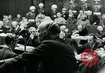 Image of war criminal Trials Nuremberg Germany, 1946, second 7 stock footage video 65675026252