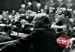 Image of war criminal Trials Nuremberg Germany, 1946, second 8 stock footage video 65675026252