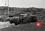 Image of 4th division marines Iwo Jima, 1945, second 9 stock footage video 65675026261