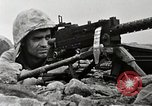 Image of 4th division marines Iwo Jima, 1945, second 20 stock footage video 65675026262