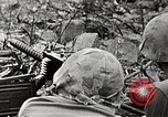 Image of 4th division marines Iwo Jima, 1945, second 27 stock footage video 65675026262